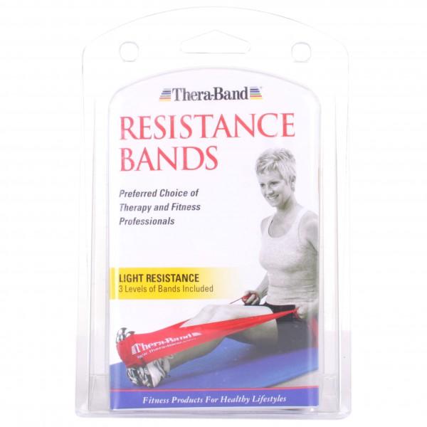 Thera-Band - Übungsbänder im Set - Fitnessband