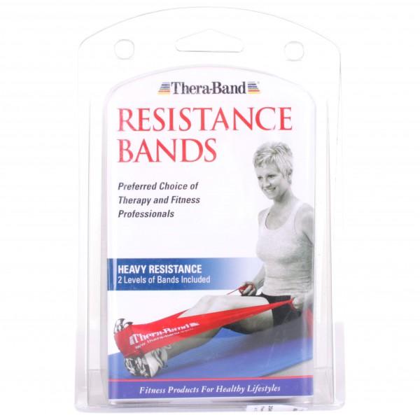 Thera-Band - Übungsbänder im Set - Kiipeilykoulutus