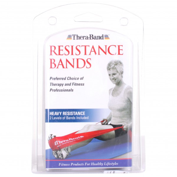 Thera-Band - Übungsbänder im Set - Klettertraining