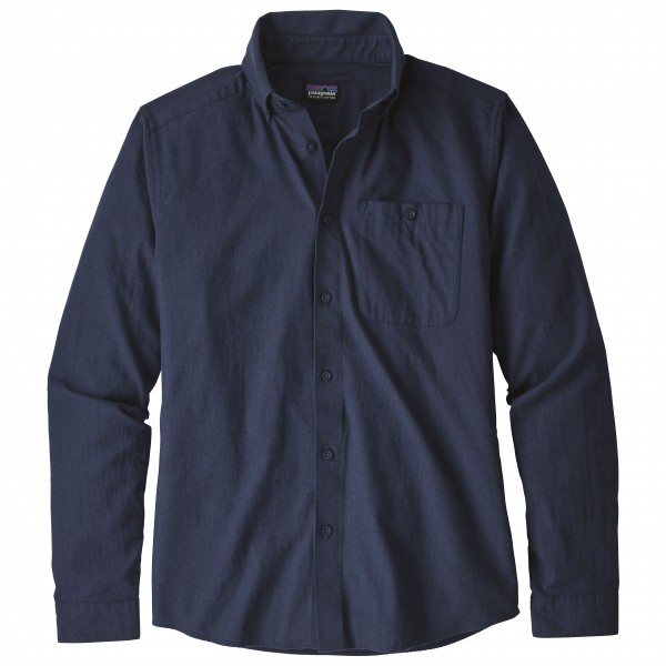 Patagonia - L/S Vjosa River Pima Cotton Shirt