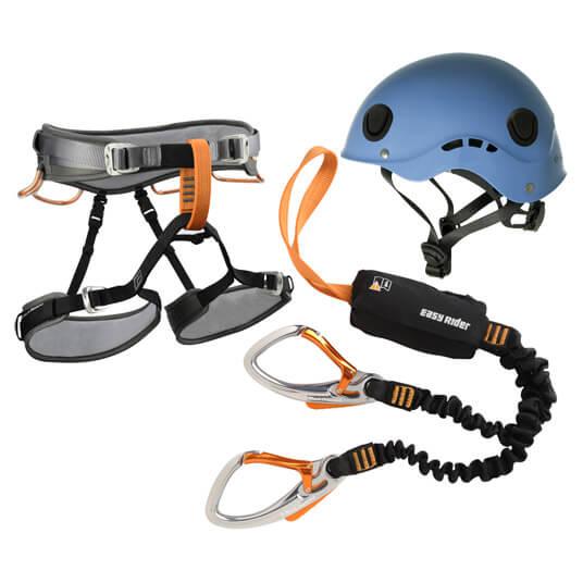 Black Diamond - Easy Rider Package - Klettersteigkomplettset