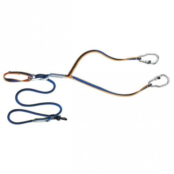 Petzl - Zyper Vertigo Wire-Lock - Klettersteigset