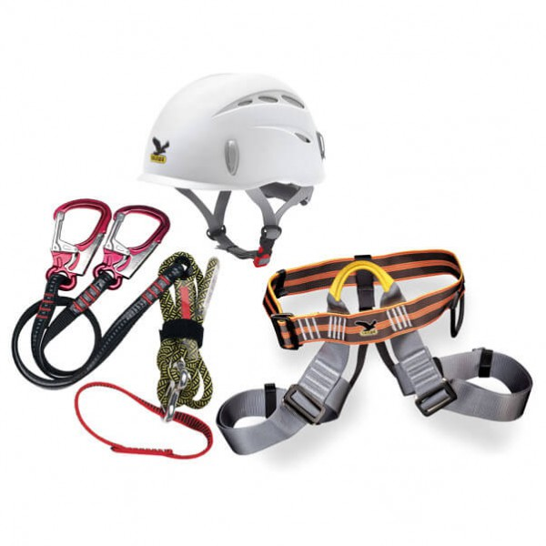 Salewa - Kit Via Ferrata Toxo / Lite / G4 - Klettersteigset