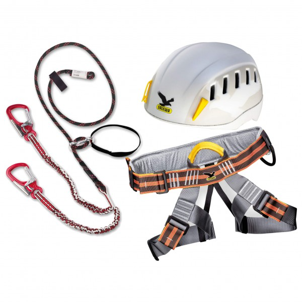 Salewa - Kit Via Ferrata Helium 2.0 - Komplettset