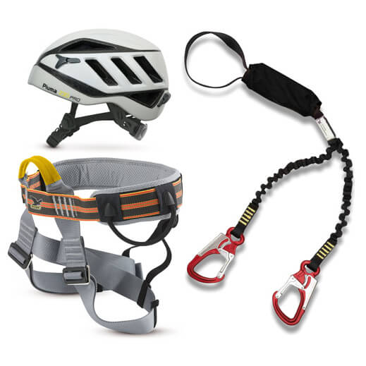 Salewa - Kit Via Ferrata Piuma Pro 230 - Klettersteigset