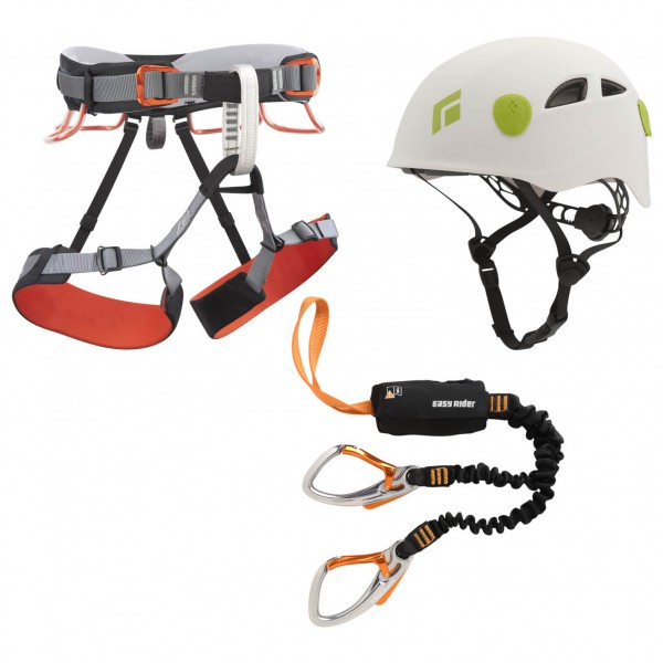 Black Diamond - Easy Rider Via Ferrata Package - Komplettset