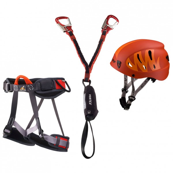 Camp - Kit Ferrata Vortex Rewind - Complete via ferrata set