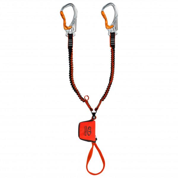 Climbing Technology - Hook It Slider Twist - Longe de via ferrata