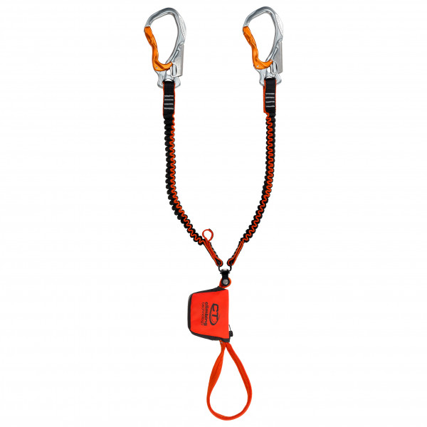 Climbing Technology - Hook It Slider Twist - Via ferrata set