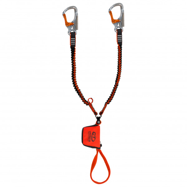 Climbing Technology - Top Shell Slider Twister - Via ferrata -kiipeilysetti