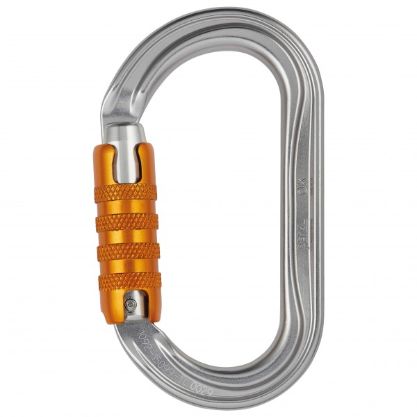 Petzl - OK Triact-Lock - Locking carabiner