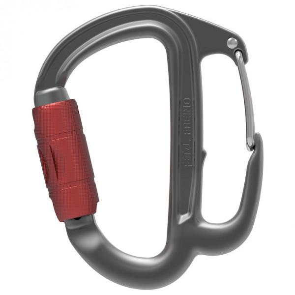 Petzl - Freino Z Twist Lock Karbiner - Beveiligde karabiner