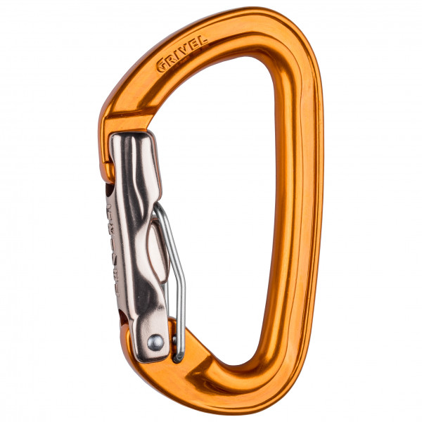 Grivel - Rock Safety K3L Plume Wirelock - Beveiligde karabiners
