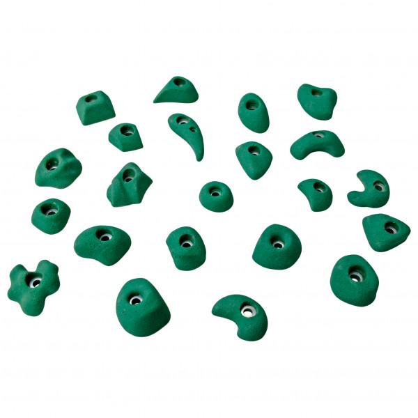 KMZ Holds - Set 3 - S-klatregrebssæt med 22 greb