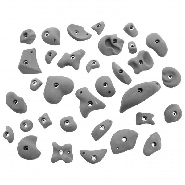 KMZ Holds - Set 5 - S-Mega klättergreppset 33 delar