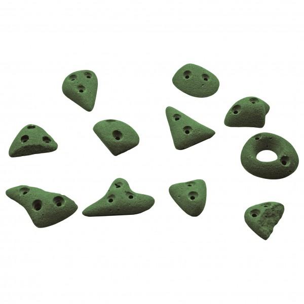 KMZ Holds - Spax 2 - Set of 11 climbing holds