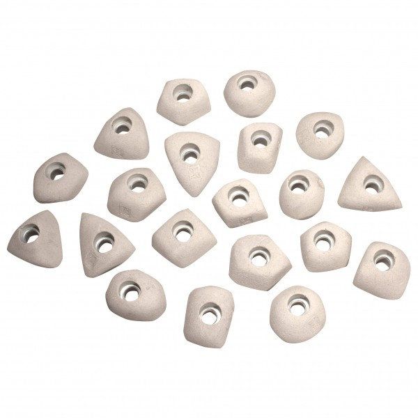 Ocun - Footholds Set 1 Bolt-On - Klimgrepen