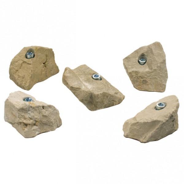 Solid - Steingriffe 5er Set - Größe L