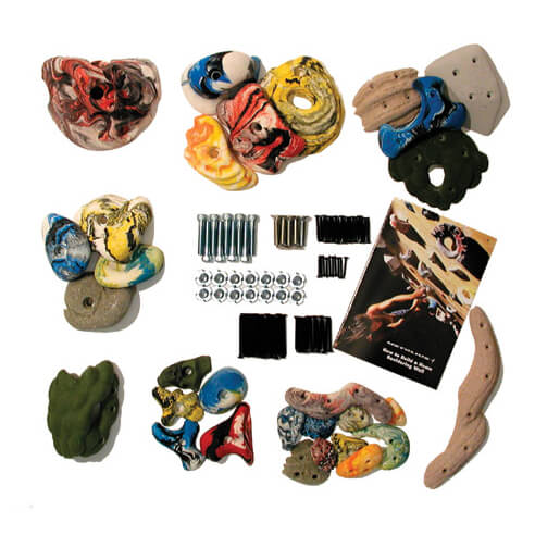 Metolius - Mega Pack 30 - Climbing hold set