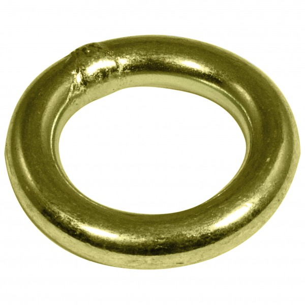 Fixe - Zinc Plated Steel Welded Ring