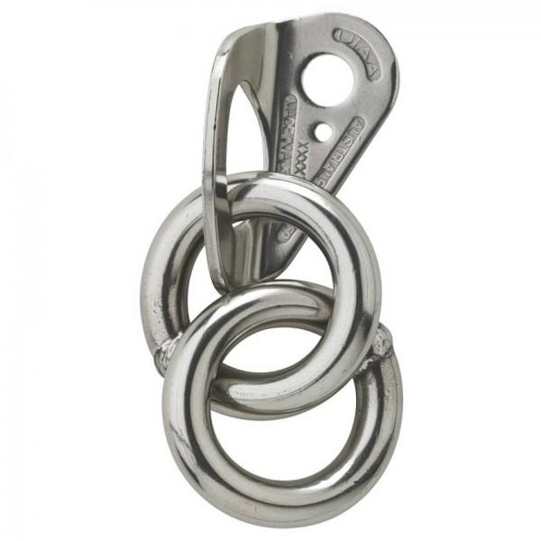 Hanger Top 10 mm Double Ring - Belay anchor