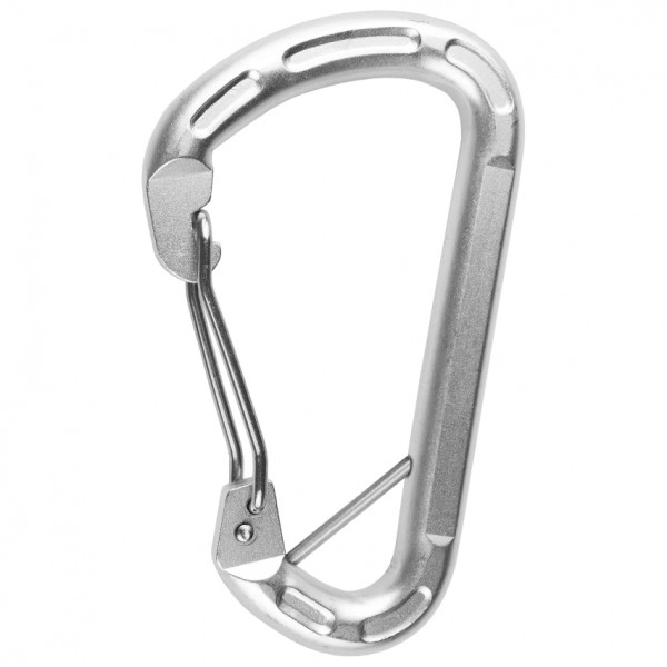 Grivel - S2W Steel Two - Stalen karabiner