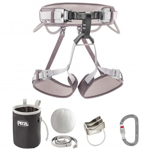 Petzl - Kit Corax - Climbing set