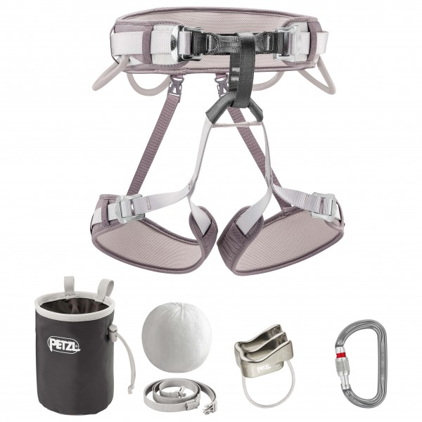 Petzl - Kit Corax - Set d'escalade
