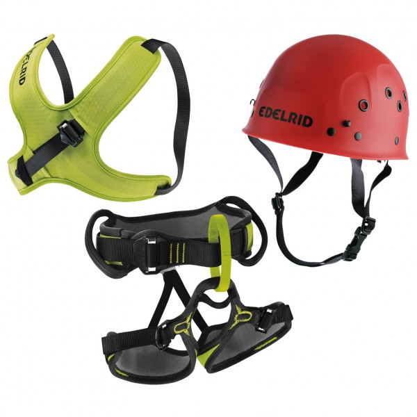 Edelrid - Kinderset - Climbing set