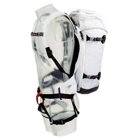 Skylotec - 27.0 Bag - Backpack climbing harness combination