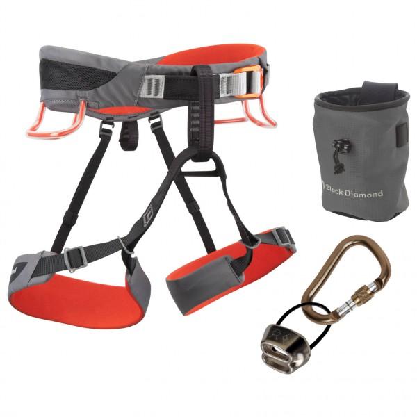 Black Diamond - Momentum SA Package - Climbing set