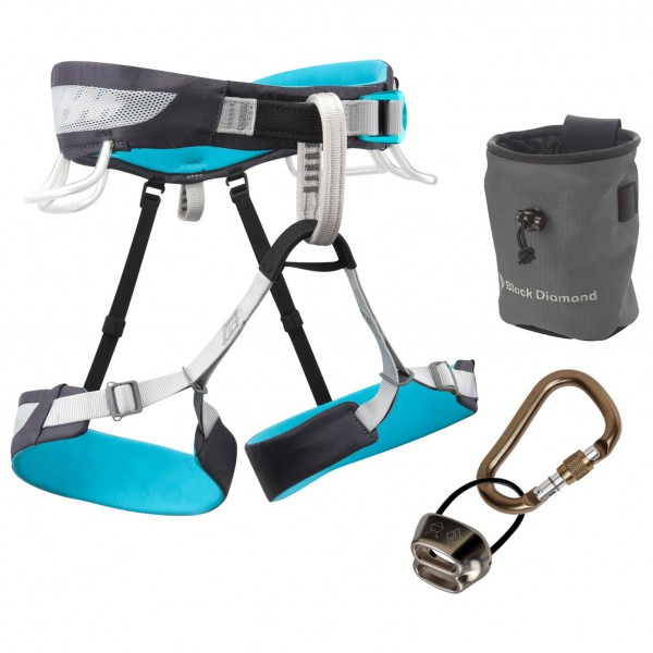 Black Diamond - Primrose SA Package - Climbing set