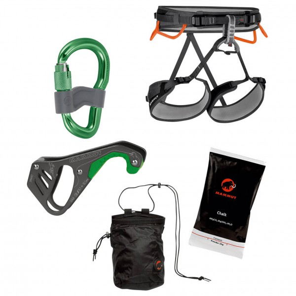 Mammut - Ophir 4 Slide Climbing Package - Set d'escalade