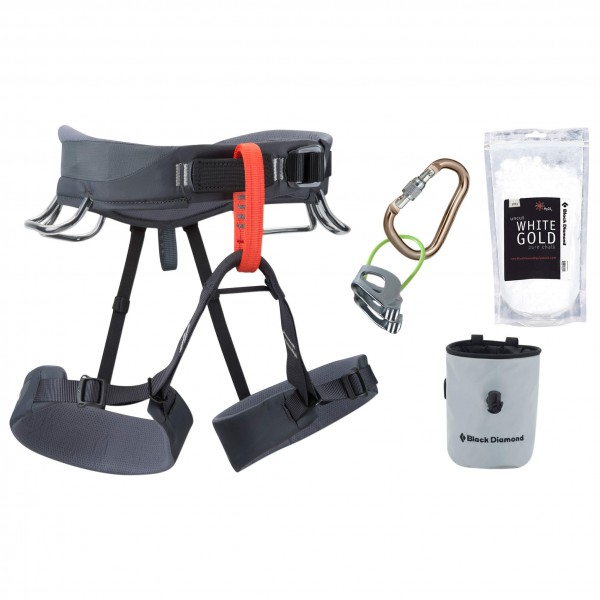 Black Diamond - Momentum Package - Climbing set