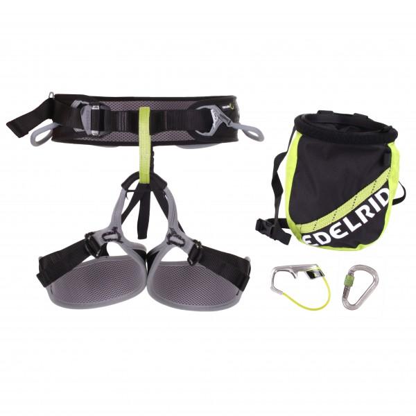 Edelrid - Zack Starter Set Jul2 - Climbing set
