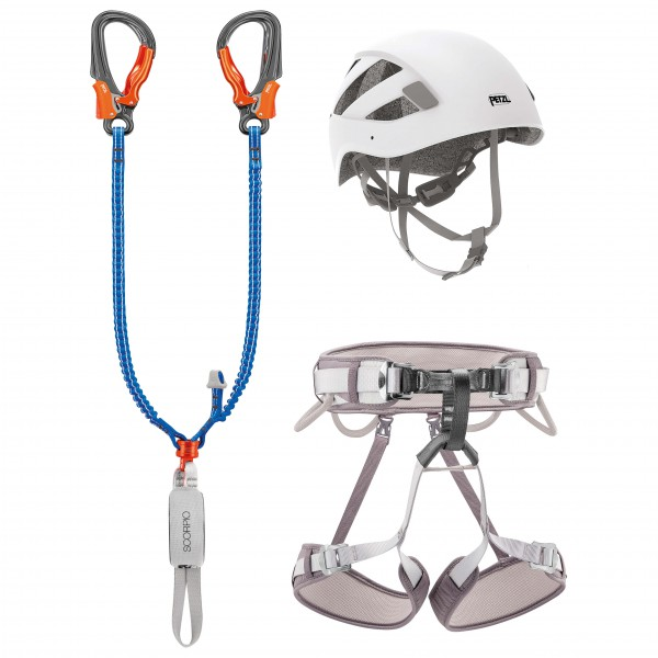 Petzl - Kit Via Ferrata Eashook - Klatresæt