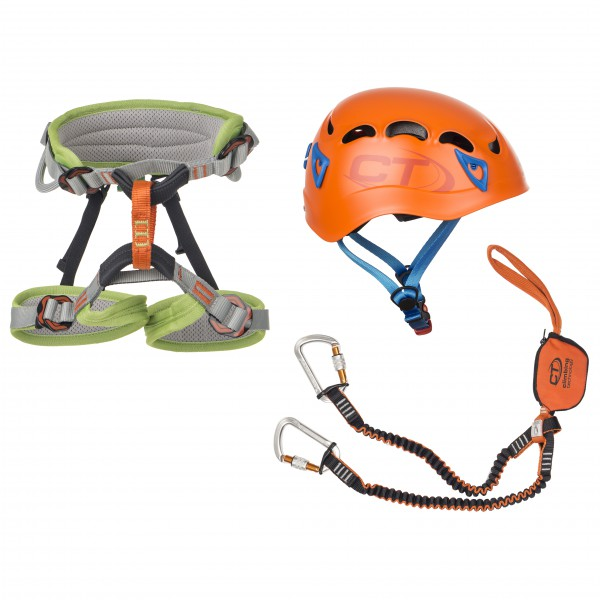 Climbing Technology - Kit Ferrata Classic Junior - Climbing set