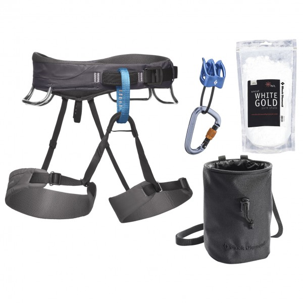 Black Diamond - Momentum Package - Kletterset