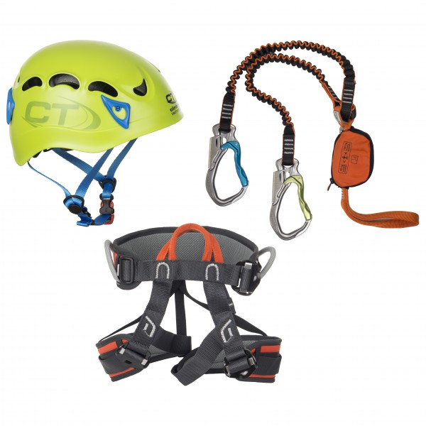 Climbing Technology - Kit Ferrata Premium - Eclipse - Klätterset