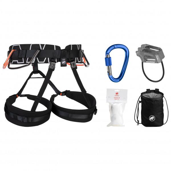 4 Slide Climbing Package - Climbing set