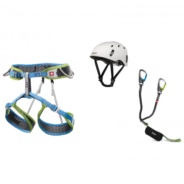 Ocun - Via Ferrata Webee Pail Set - Set de escalada