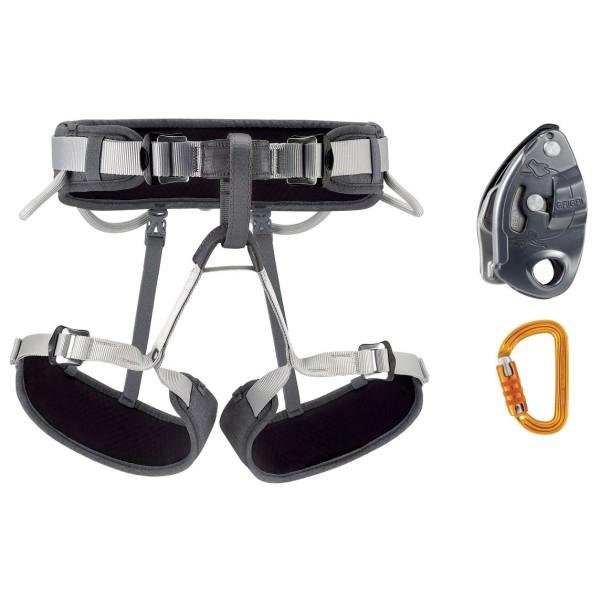 Kit Corax Grigri SMD - Climbing set