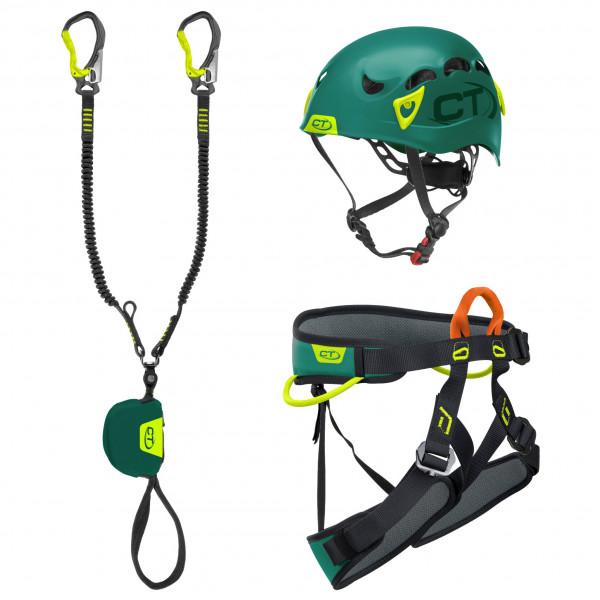 Climbing Technology - VF Kit Premium G-Compact - Set de vía ferrata