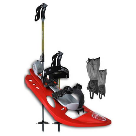 Inook - VXM snowshoe - Complete set