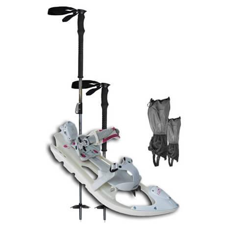 Inook - OX1+ Lady - Schneeschuhset