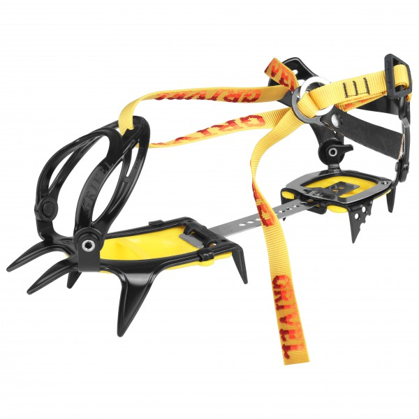 Grivel - G10 - Crampons d'alpinisme
