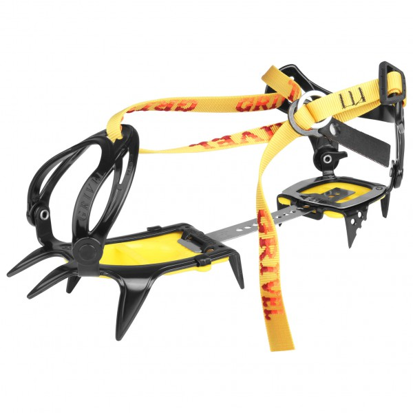 Grivel - G10 Wide - Crampons