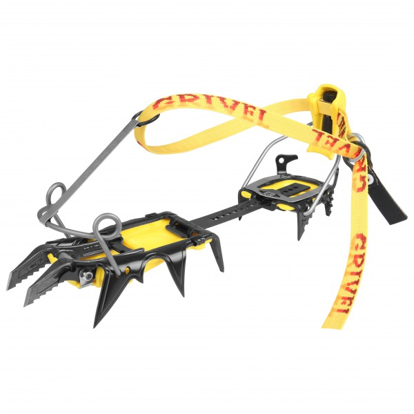Grivel - G14 - Crampons d'alpinisme