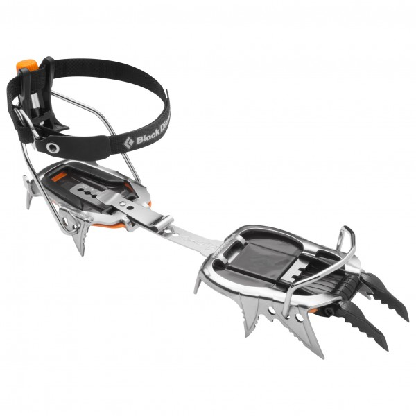 Black Diamond - Cyborg stainless steel - Nousuraudat