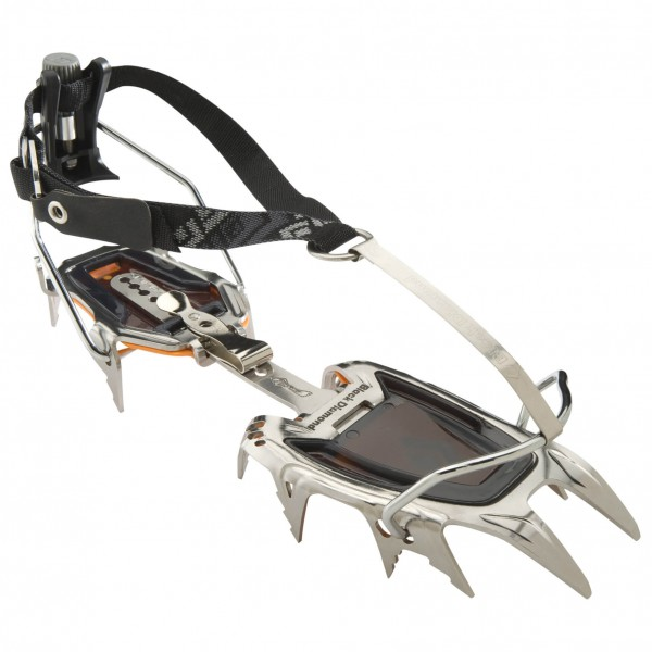 Black Diamond - Sabretooth stainless steel - Crampon